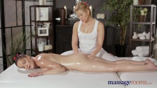 Rubdown Apartments Gspot ejaculation for super-sexy nubile girly-girl with congenital orbs